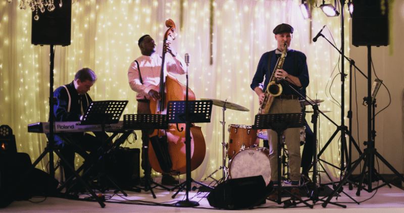 Live Wedding Bands in Cape Town