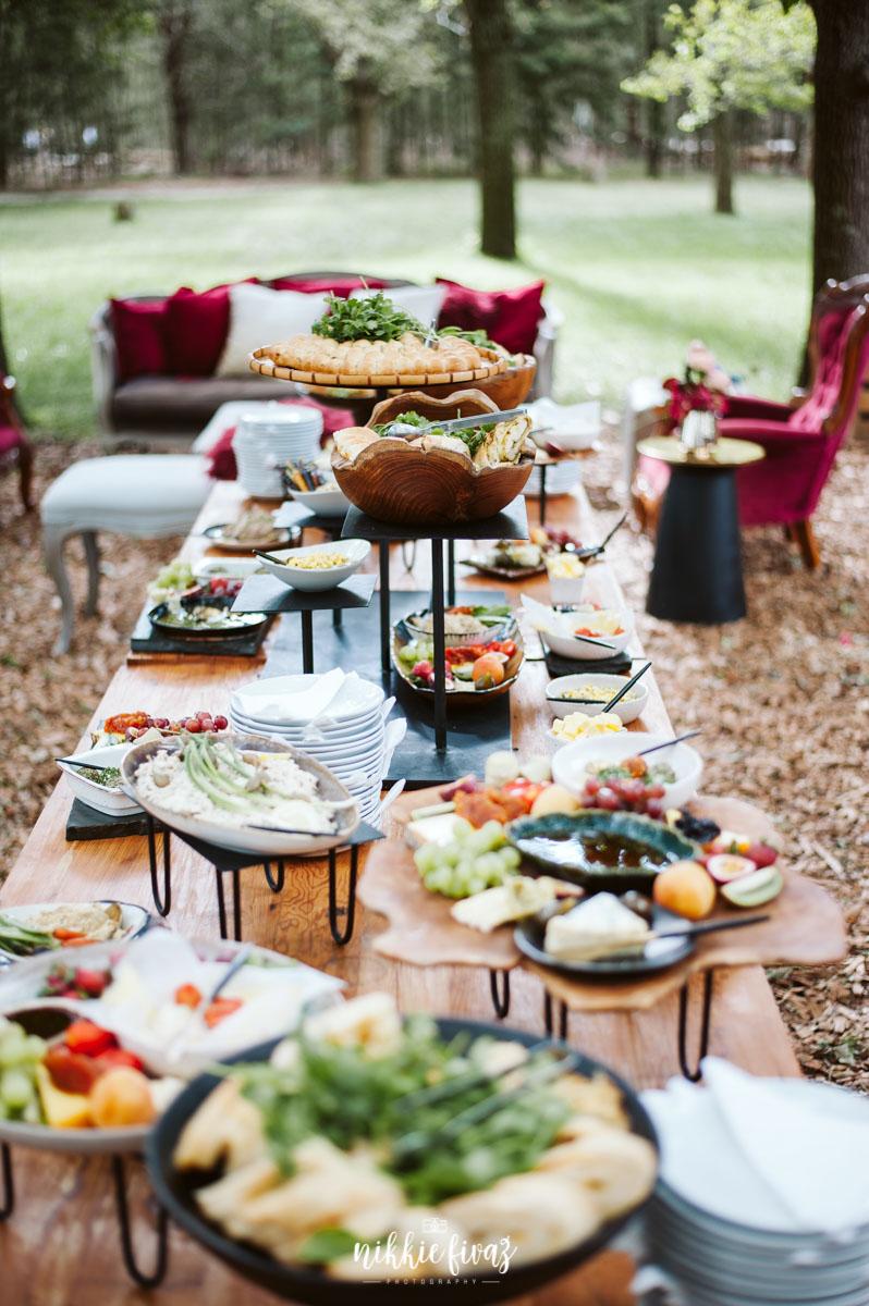 wedding caterer