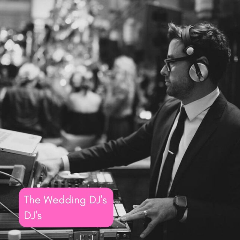 wedding djs ad